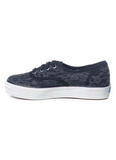 Keds Ayakkabı Siyah